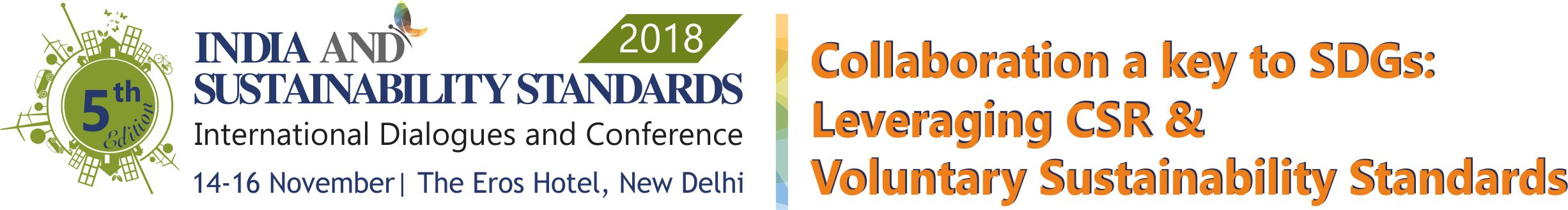 CRB Conference: 5th India & Sustainability Standards